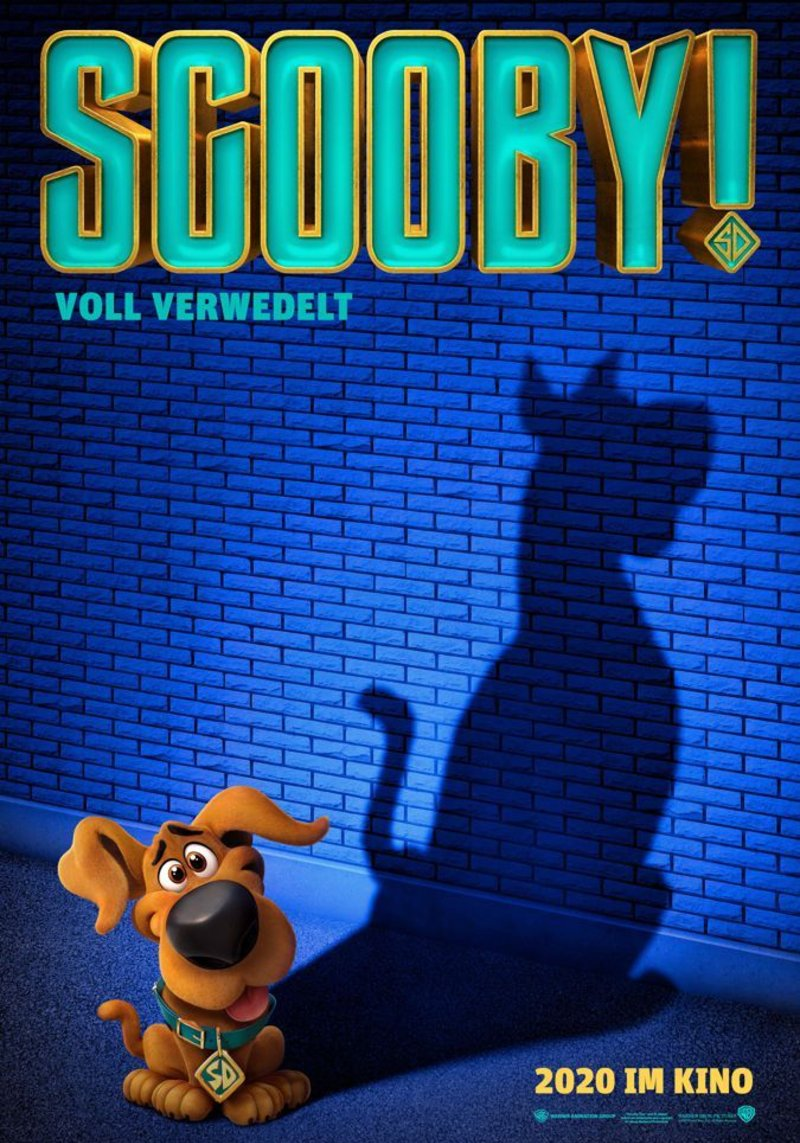 Scooby! Voll verwedelt