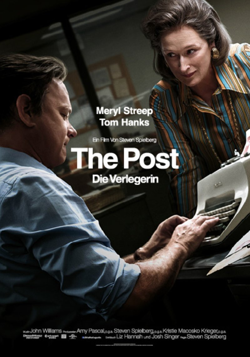 Die Verlegerin - The Post